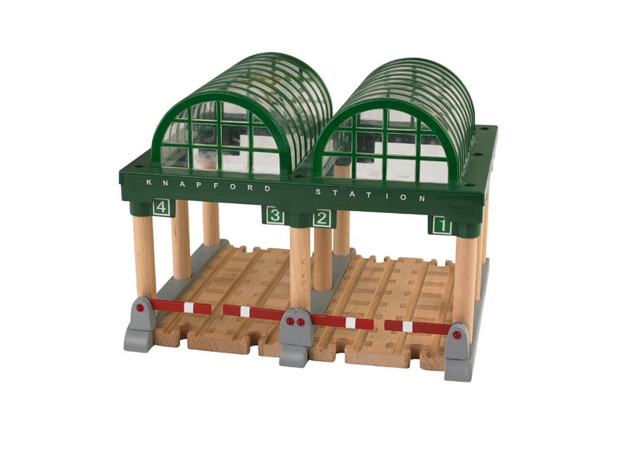 Knapford Station ( Y9001 ) - Thomas & Friends Wooden Railway