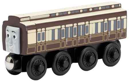 Old Slow Coach ( LC99007A ) for Thomas Wooden Railway